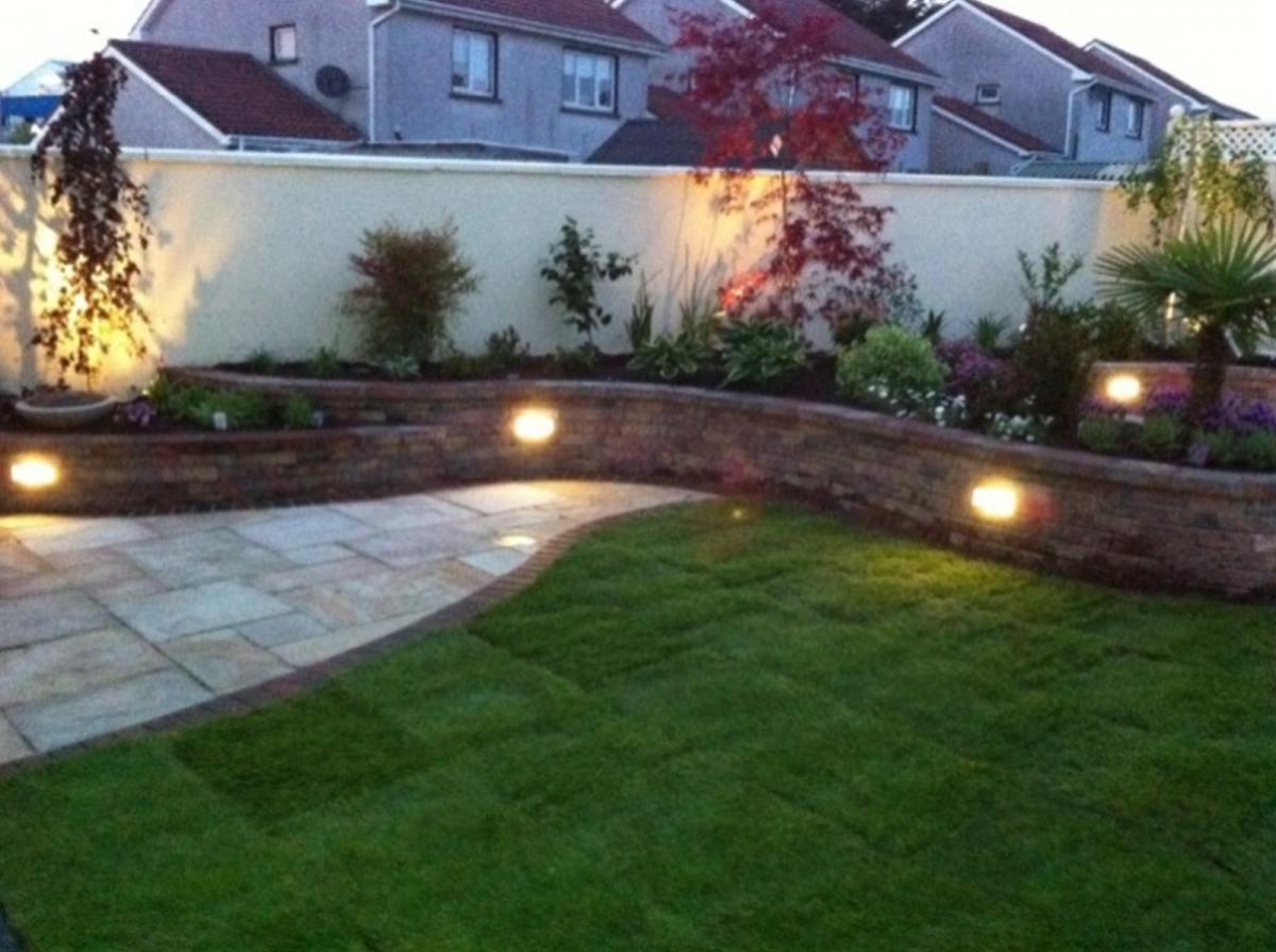 Family Garden, Cork | Darren Drummond Landscape Design and ...
